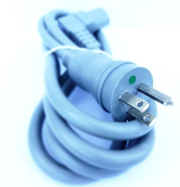 Hospital Grade Plug