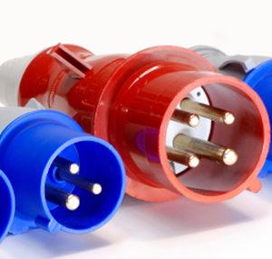 High Amperage Power Cords
